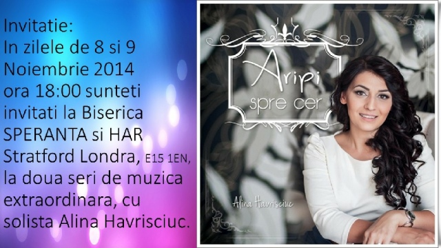 Alina Havrisciuc