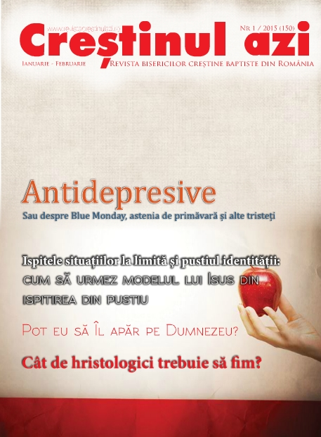 REvista Crestinul Azi nr 1 pe 2015