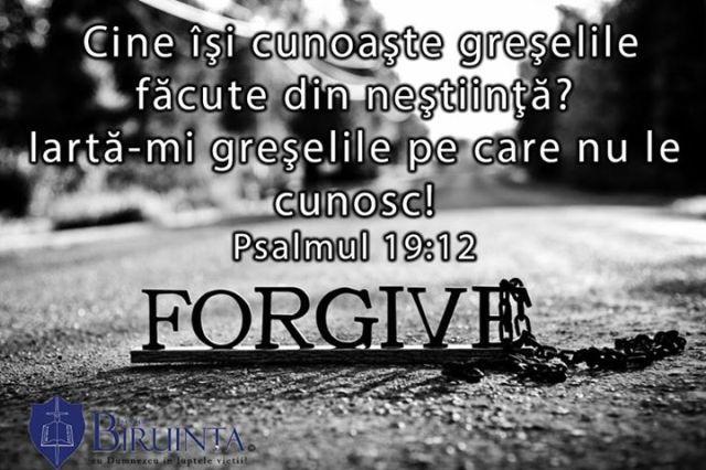 Psalmul 19 biserica biruinta londra