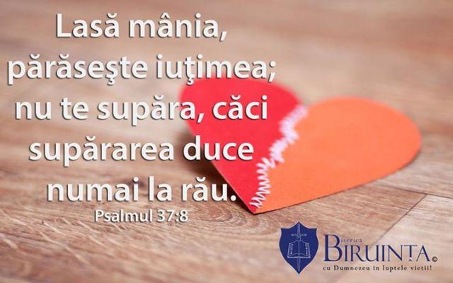 psalmul 37 biserica biruinta londra