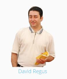 david regus
