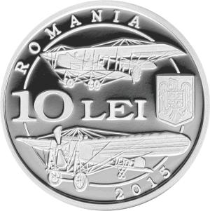 o noua moneda 10 lei