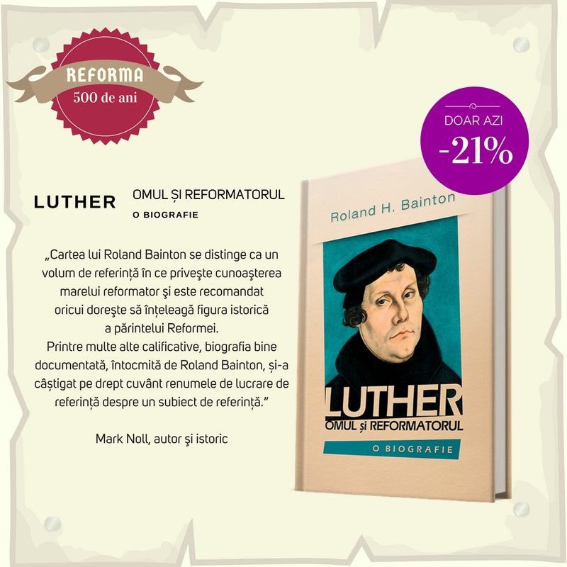 Biografia lui Luther