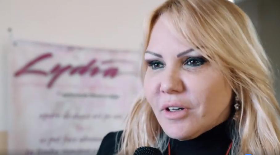 Interviu de la aniversarea de 25 de ani a revistei Lydia