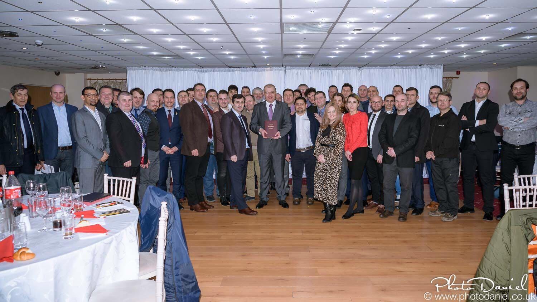 Intalnirea Liderilor Evanghelici din Londra cu Ambasadorul Romaniei in Uk