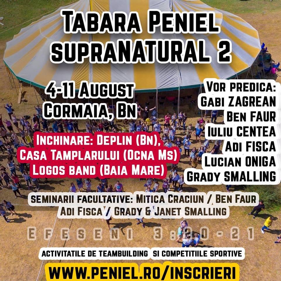 Tabara Peniel – Romania