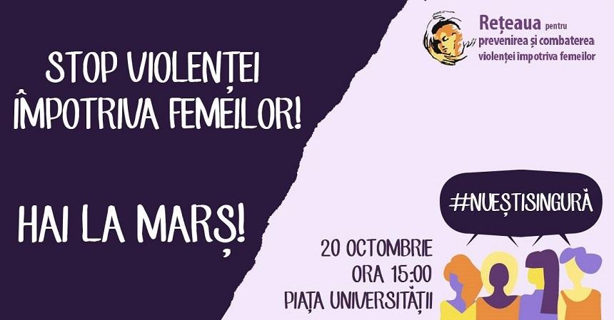 """Ambasadorii a opt state anunţă că vor participa sâmbătă la marşul """"Împreună pentru siguranţa femeilor!"""" – VIDEO"""