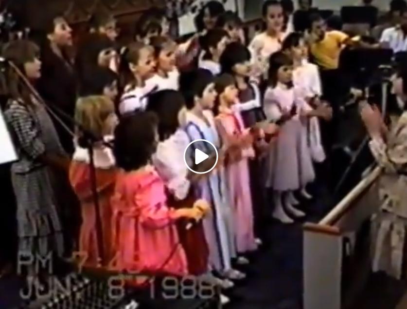 Cum era Biserica Romaneasca in America cu 30 de ani in urma? Video
